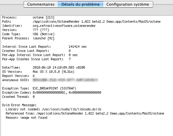 OTOY Forums • View topic - Demo installation problems    (OSX)